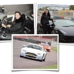 Tracey Hurst wins a supercar day out with millionaire