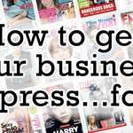 Getting free media attention for your business