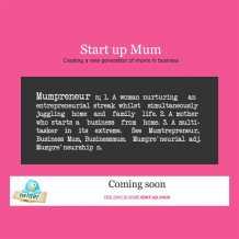 Start up Mum Website