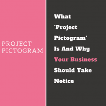 What 'Project Pictogram' Is And Why Your Business Should Take Notice