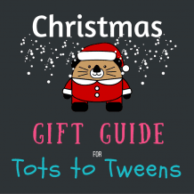 Christmas Gift Guide for Babies and Children