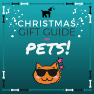 Christmas gift guide for pets 2015
