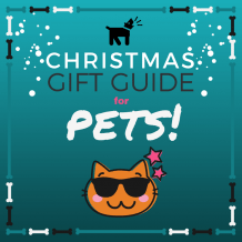 Gift Guide for Pets 2018
