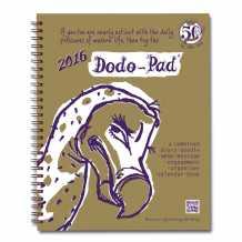 WIN a 2016 Dodo Pad Diary