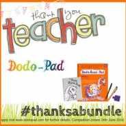 #thanksabundle Dodo Pad competition