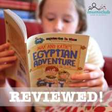 Mysteries in Time for kids Review