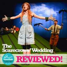 Our Day at The Scarecrow's Wedding