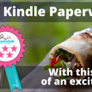 Win a Kindle Paperwhite with this exciting new product