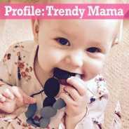 New mum creates trendy range of teething jewellery