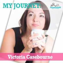 My journey: Victoria Casebourne