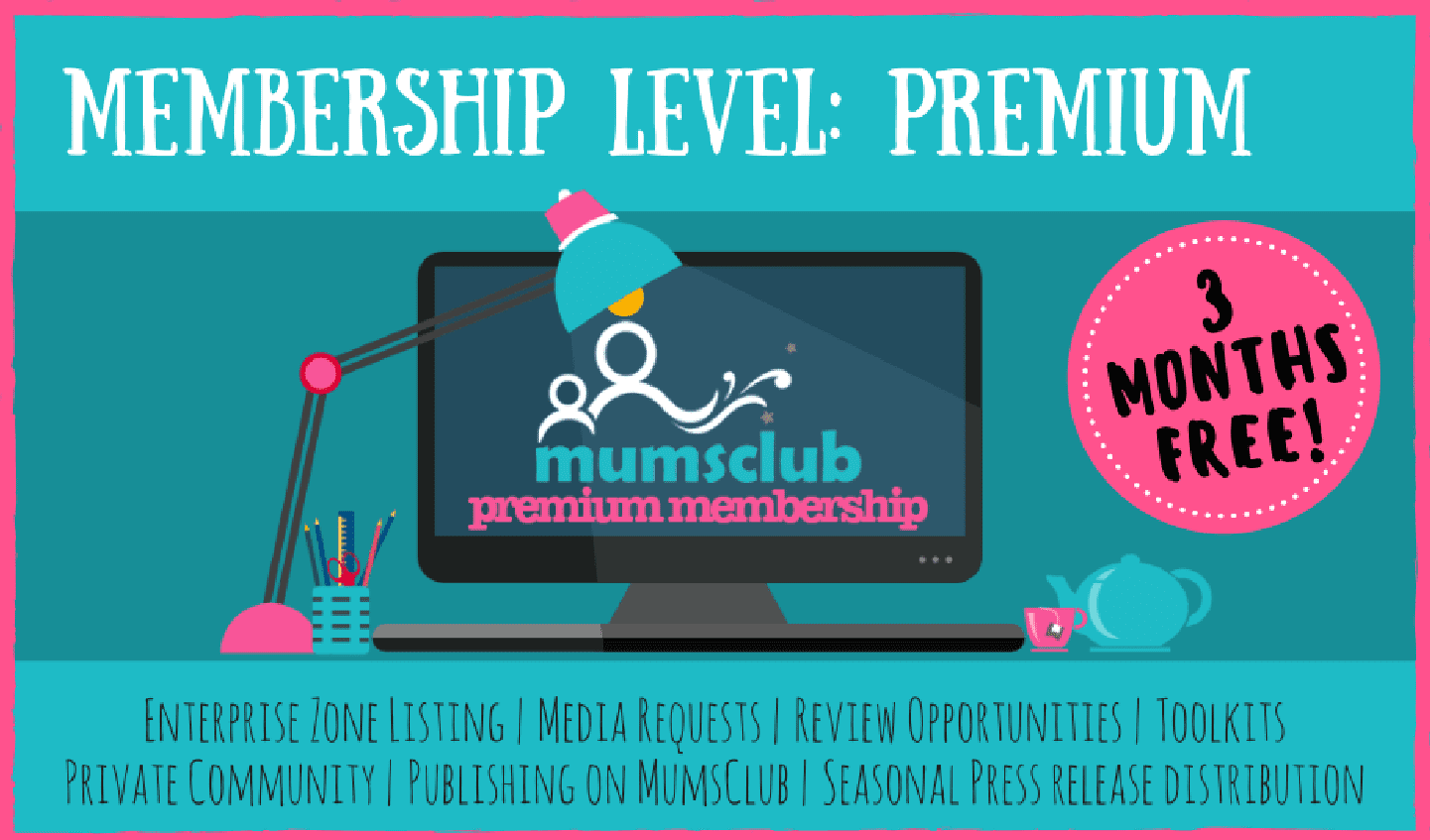 Premium Membership pay annually