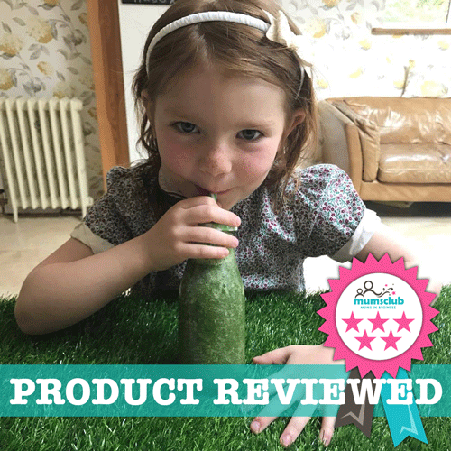 Thyme smoothie review