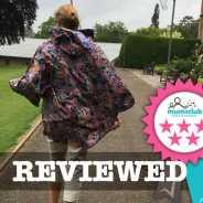 November Rain Poncho review