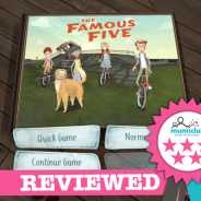 The Famous Five Adventure Game review